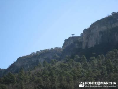 Alto Tajo - Hundido de Armallones,rutas senderismo madrid; nacimiento del rio cuervo